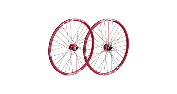 "Spank Spike Race 28 EVO LRS 27,5"" red"